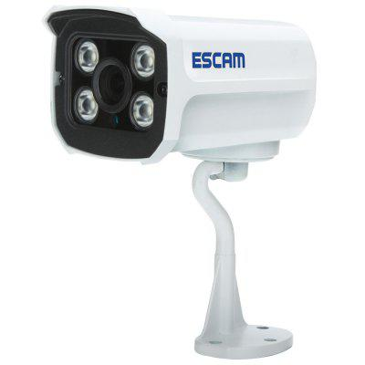 ESCAM QD300 H.265 Auto Tracking 2MP 1080p HD Wireless Dvoucestný Talk Night Vision Network PoE IP kamera