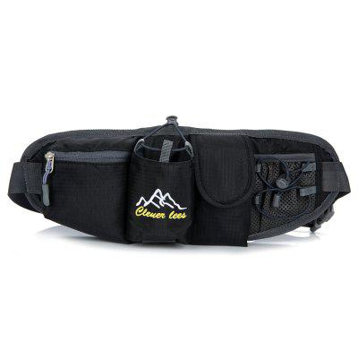 Outdoor Climbing Runing Waist Bag with Kettle Pocket Riding Mini Phone Pack