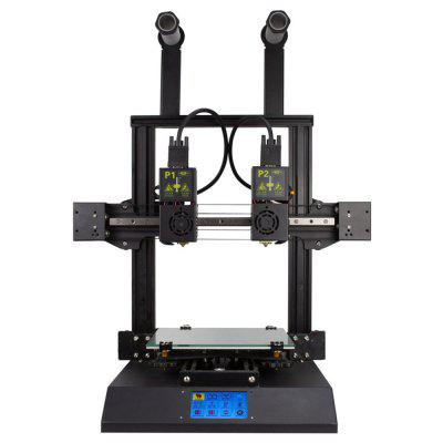TENLOG Hadns-2 Independent Double Nozzle FDM 3D Printer
