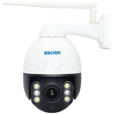 ESCAM Q5068 5MP HD Outdoor PTZ WiFi sieciowe kamery IP 4x zoom Night Vision Two Way audio IP66 Wodoodporna Home Security System