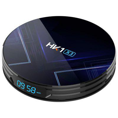 HK1 X3 Android 9.0 Smart TV Box