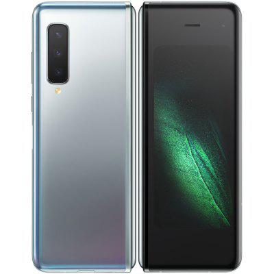Smartphone 4G Samsung Galaxy Fold Max 7,3 pouces Android 9.0 Snapdragon 855 Octa Core 12Go RAM 512Go ROM Caméra 4380mAh