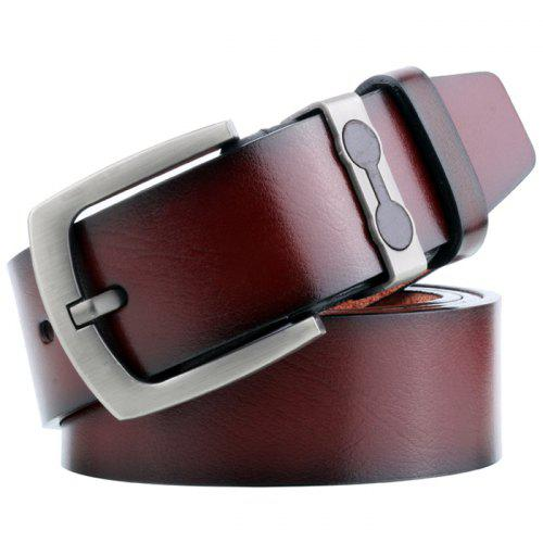 Mens Womens Alloy Steel Military Waistband Belt Buckle Solid Color Vintage