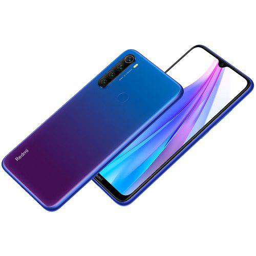 Xiaomi Redmi Note 8T 4G Phablet 6.3 inch Snapdragon 665 Octa Core 4GB RAM 64GB ROM 4 Rear Camera 4000mAh Battery Global Version