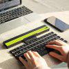 Wireless Bluetooth Scroll Keyboard for Mobile Phone / Tablet - NIGHT