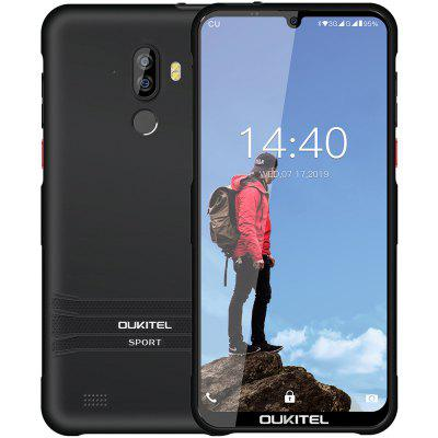 OUKITEL Y1000 3G Smartphone 6.088 inch Android 9.0 MT6580P Quad Core 2GB RAM 32GB ROM 2 Rear Camera 3600mAh Battery