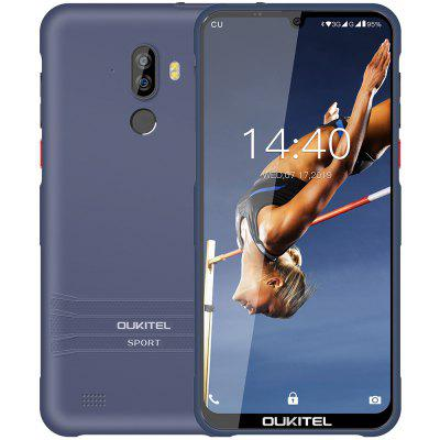 OUKITEL Y1000 3G Phablet 6.088 inch Android 9.0 MT6580P Quad Core 2GB RAM 32GB ROM 2 Rear Camera 3600mAh Battery Image