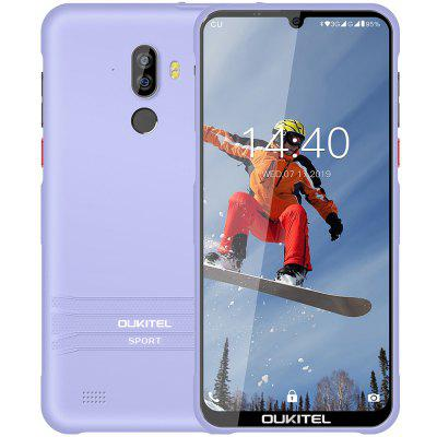OUKITEL Y1000 3G Smartphone 6.088 inch Android 9.0 MT6580P Quad Core 2GB RAM 32GB ROM 2 Rear Camera 3600mAh Battery Image