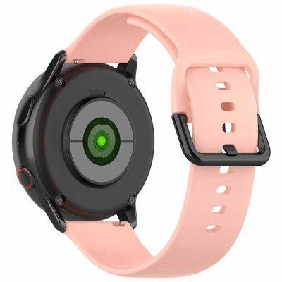 Colorful Silicone Strap for Samsung Galaxy Watch Active 2th