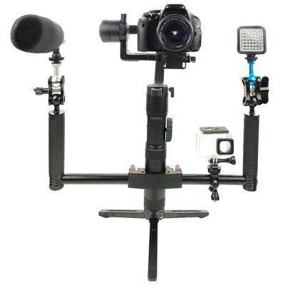Extension Handheld Stand Shock-absorption Bracket for DJI Ronin-S Gimbal Stabilizer