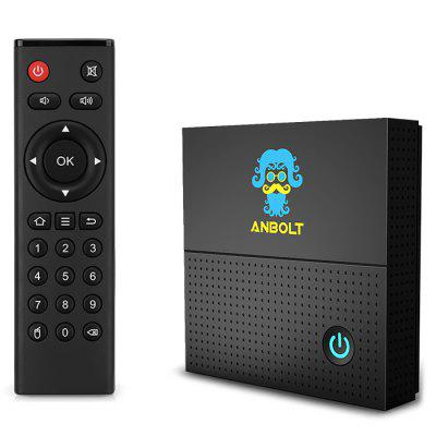 ANBOLT H92 Android 9.0 Intelligens 4K TV Box