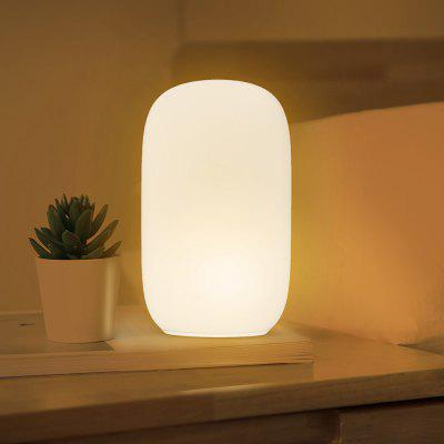 Qualitell ZS2003 Orange Red Help Sleep Night Light Pat Illumine USB Charging Drop Resistance Pressurized Toy from Xiaomi youpin