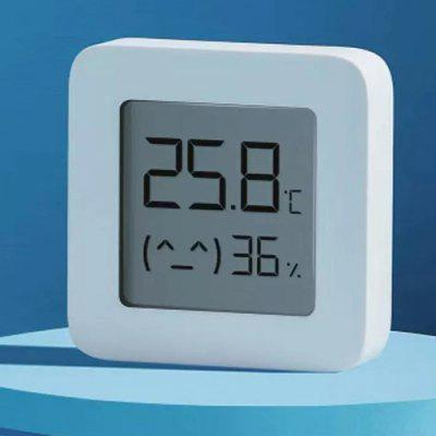 Xiaomi Mijia LYWSD03MMC Smart Bluetooth 4.2 Electric Thermometer Second Generation Supports Mijia APP