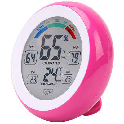 Household Digital Temperature Humidity Meter LCD Electronic Thermometer