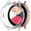 Smart Watch Soft TPU Protective Cover Case for Samsung Galaxy Active 2th 40mm - TRANSPARENT