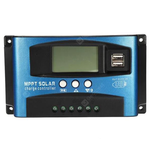 YCX-003 30 / 40 / 50 / 60 / 100A MPPT Solar Charge Controller