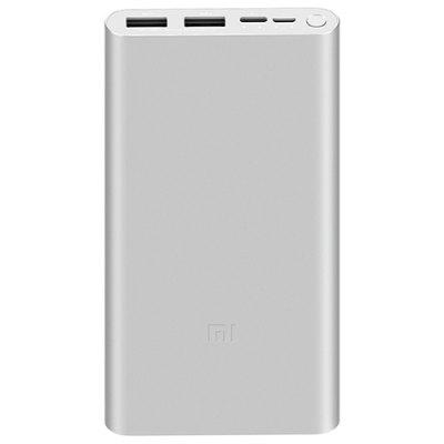 Original Xiaomi PLM13ZM 10000mAh Power Bank 3 18W Two-way QC3.0 Quick Charge for Mobile Phone