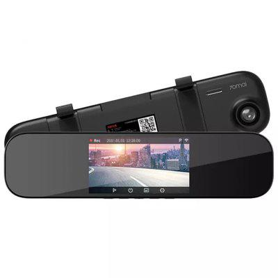 70mai D04 Smart Rearview Mirror 5 inch 1600P Car DVR Camera 24H Parking Monitor 140° FOV Recorder Global Version Image
