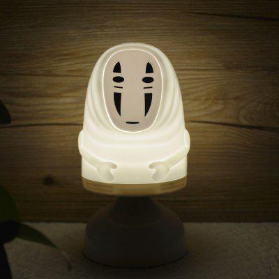 1988 Creative kleurrijke LED Night Light USB opladen voor Halloween en Home Decoration