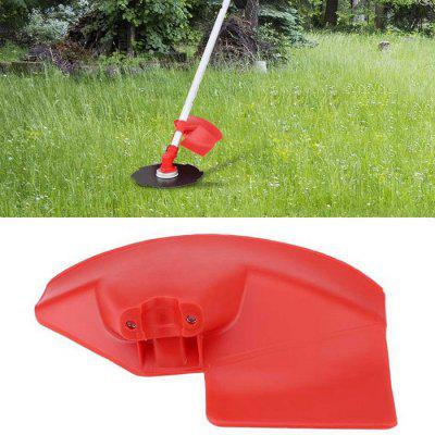 Grass Trimmer F-type Protective Cover Accessory Lawn Mower Universal Baffle Guard Plate Shield