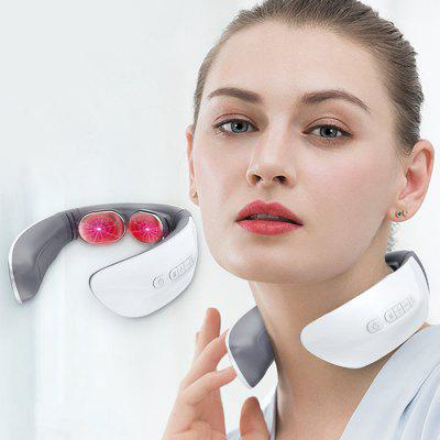 PK-1177 USB Charging Smart Neck Massager at Only $12.99 to Relieve Neck Pain for Programmers, Designers, Writers, etc.