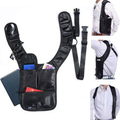 Men's Anti-theft Hidden Underarm Shoulder Bag Outdoor Hunting Hunter Holster Carry Bags