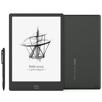 BOOX Note2 10.3 Polegadas HD Tela E-ink eReader Android 9.0 Dual Touch Modes E-book Reader 4GB RAM 64GB ROM