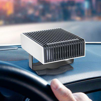 Car Portable 250W 12V / 24V 2 in 1 Heater Cooler Fan Windscreen Demister Defroster Auto Parts for Drive Safe