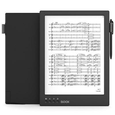 BOOX Max2 Pro 13.3 inch HD E-ink Screen eReader Android 6.0 Dual Touch Modes E-book Reader 4GB RAM 64GB ROM