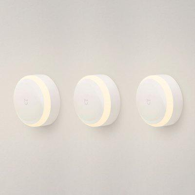 Xiaomi Mijia MJYD01YL Sensor Night Light - White 3PCS