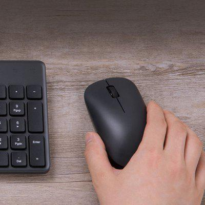 Xiaomi 2.4GHz Wireless Mouse Lite at $13.54 is a Bang-for-buck Choice That Fits Your Hand Perfectly and You'll Be Addicted to the Comfortable Grip!