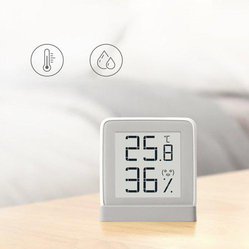 C201 Electronic E-ink Screen Thermometer Hygrometer 2pcs from Xiaomi youpin