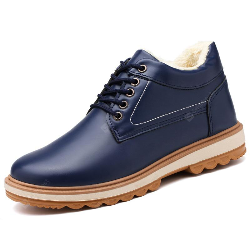 Stylish Men/'s Pumps Lace Up Casual Leather Outdoor British Driving Soft Shoes SZ