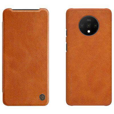 NILLKIN Fashion Durable Leather Cell Phone Case for OnePlus 7T