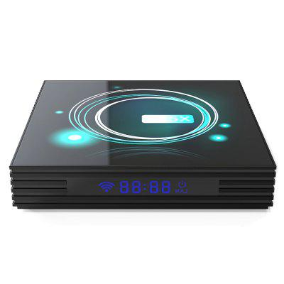 A95X F3 Slim Android 9.0 RGB Fény Smart TV Box