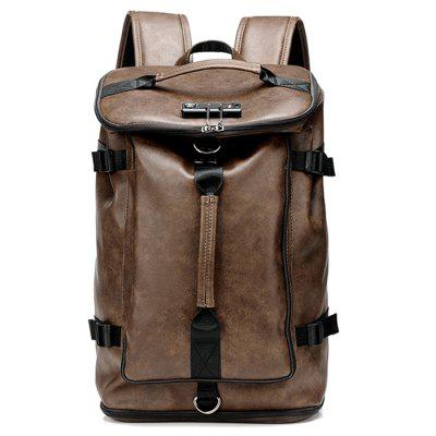 Men's Large Capacity USB Backpack Multifunction Travel Bag Business Outdoor Storage 36L