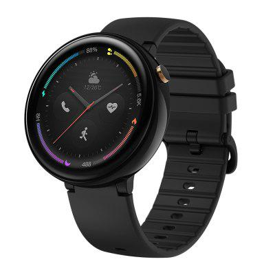 Gearbest Amazfit Nexo 4G Smart Watch Phone 512MB 4GB Built-in eSIM 1.39 inch AMOLED Screen 454 x 454 Resolution 10 Sports Modes