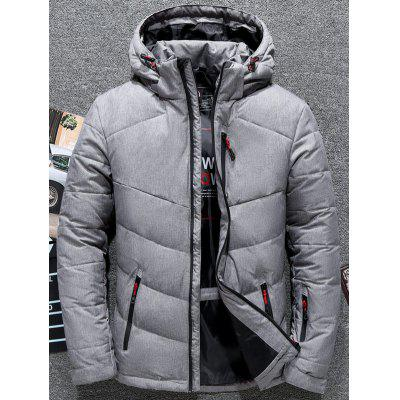 Herren Winter Fashion Casual Daunenmantel