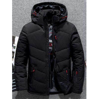 Men's Winter Fashion Casual Down Coat