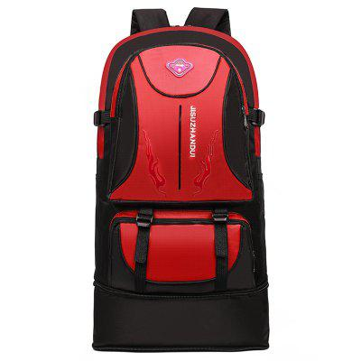 Outdoor Large Capacity Unisex Backpack Mountaineering Bag