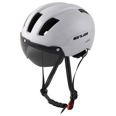 GUB CITY PLAY Cool Bike Riding Helmet with Magnetic Goggles Adjustable Head Circumference 9 Air Vents