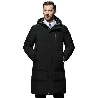 Herren Winter Business Casual Daunenmantel