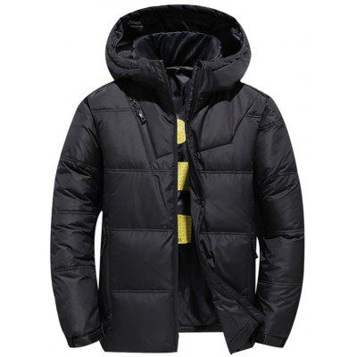 Men's Winter Casual Fashion Down Coat