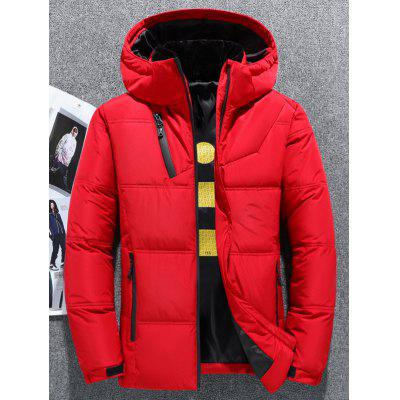 Herren Winter Casual Fashion Daunenmantel