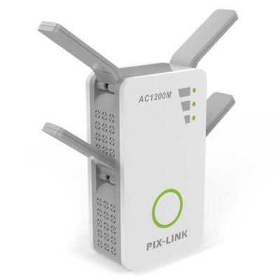AC1200M Dual-band Wireless High-power Repeater Router