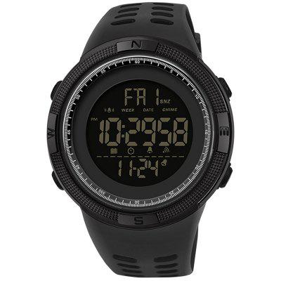 Sanda 2003 Watch Personality Trend Youth Multifunction Outdoor Sports Waterproof Single Movement