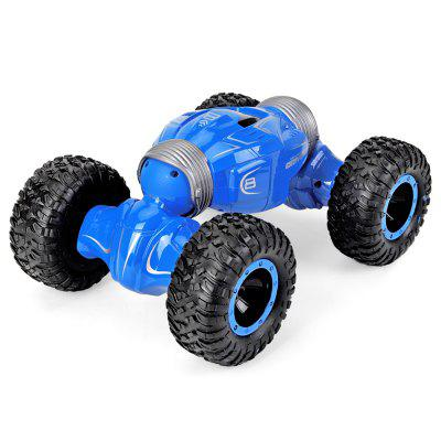 JJRC Q70 Voiture RC d'Escalade de Déformation Flip à Double Face Twister