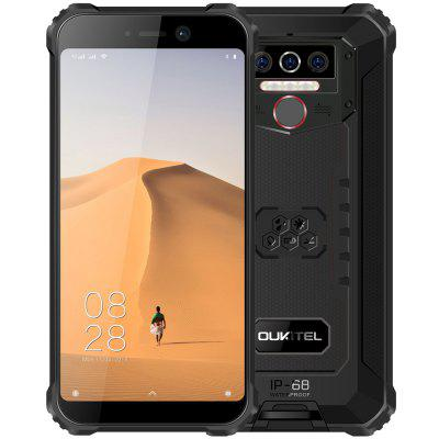 A Deposit Expansion! OUKITEL WP5 4G Smartphone 8000mAh Battery 5.5 Inch 3 Rear Camera 3GB RAM 32GB ROM IP68&IP69 Waterproof. Pay The Deposit $10 Right Now!