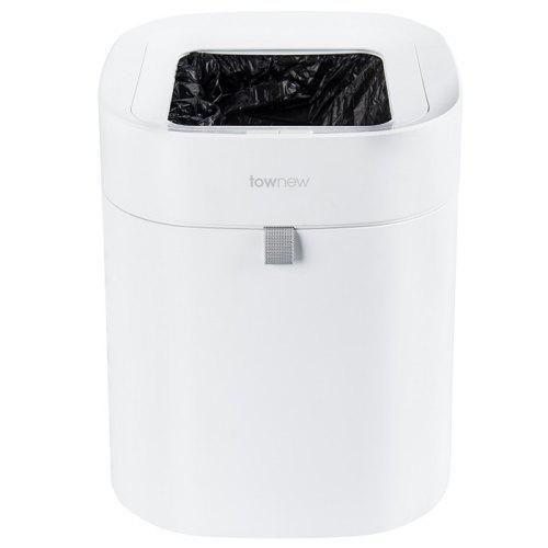 Townew T Air One Key Packaging One-key Replacing Bag Waste Bin 12L Smart Trash Can from Xiaomi youpin