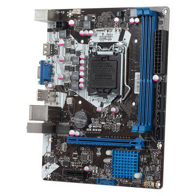 SOYO SY-H61M-V3H Motherboard M-ATX Plate